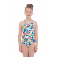 ARENA CAMO KUN JR SWIM TECH JR L (001310)
