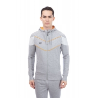 ARENA GYM HOODED F/Z JACKET M (001579)