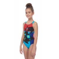 ARENA SWIM TIME JR SWIM PRO ONE PIECE L (001646)