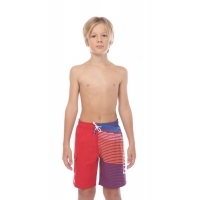 ARENA STRIPES JR LONG BERMUDA (001849)