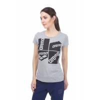 ARENA ESSENTIAL S/S TEE SILHOUETTE W (001859)