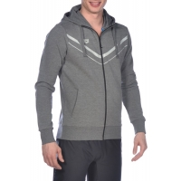 ARENA STRETCH HOODED F/Z JACKET M (002238)
