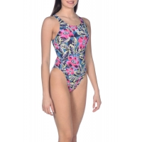 ARENA TROPICAL SKETCH SWIM TECH (002380)
