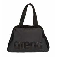 ARENA FAST SHOULDER BAG ALL-BLACK (002435)