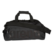 ARENA TEAM DUFFLE 25 ALL-BLACK (002480)