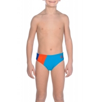 ARENA DIAGONAL STRIPE BRIEF JR (002493)