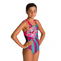 ARENA SUNRISE JR SWIM PRO BACK L (002877-1)