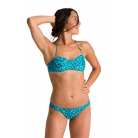 ARENA ALLOVER BANDEAU TWO PIECES (003056-1)