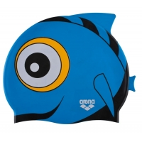 Шапочка силиконовая детская Arena AWT Fish Cap Jr (91915)