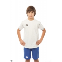 Футболка спортивная  TL S/S TEE Junior (1D360)