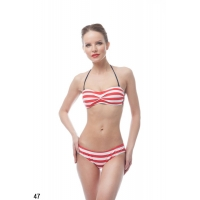 Купальник Arena  STRIPES BANDEAU (1B423)