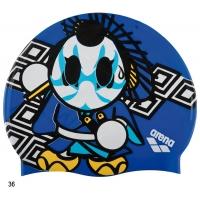 Шапочка силиконовая детская Arena  Kun Cap (91552)