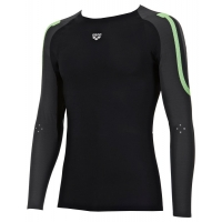 Футболка Arena  CARBON COMPRESSION LONG SLEEVE