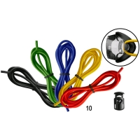 Набор сменных ремешков Arena Racing Goggles Strap Kit (95259)