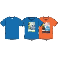 Футболка Arena Surf Jr T-Shirt