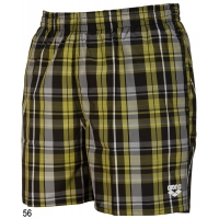 Шорты пляжные Arena YARN DYED CHECK 2 BOXER